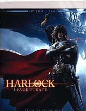 Harlock: Space Pirate (Blu-ray 3D)