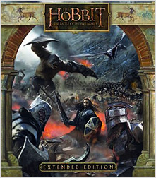 The Hobbit: The Battle of the Five Armies - Extended Edition (Amazon-exclusive with Weta statuette)