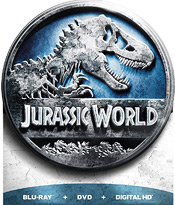 Jurassic World (Blu-ray - Limited Edition packaging)