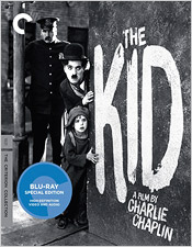 The Kid (Criterion Blu-ray Disc)