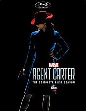 Agent Carter: Season One (Blu-ray Disc)