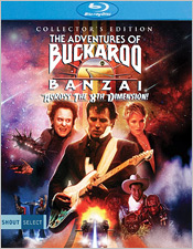 The Adventures of Buckaroo Banzai Across the 8th Dimension: Collector's Edition (Blu-ray Disc)