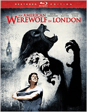 An American Werewolf in London: Restored Edition (Blu-ray Disc)