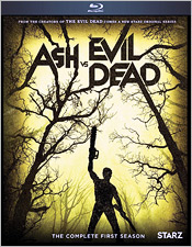 Ash vs Evil Dead: The Complete First Season (Blu-ray Disc)