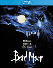 Bad Moon (Blu-ray Disc)