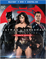 Batman v Superman: Dawn of Justice - Ultimate Edition (Blu-ray Disc)