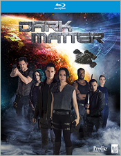 Dark Matter: The Complete Series (Blu-ray Disc)