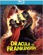 Dracula vs. Frankenstein (Blu-ray Disc)