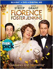 Florence Foster Jenkins (Blu-ray Disc)