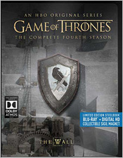 Game of Thrones: Season Four (Steelbook Blu-ray Disc)