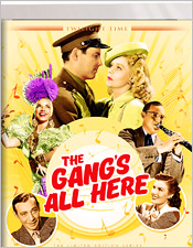 The Gang's All Here (Blu-ray Disc)
