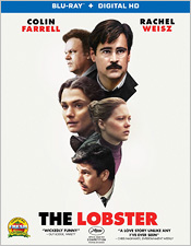 The Lobster (Blu-ray Disc)