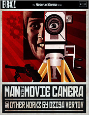 Man with a Movie Camera (Region B Blu-ray Disc)