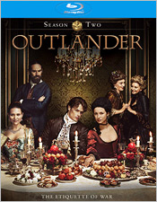Outlander: The Complete Second Season (Blu-ray Disc)
