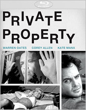 Private Property (Blu-ray Disc)