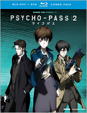 Psycho Pass: Season Two (Blu-ray Disc)