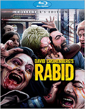 Rabid: Collector's Edition (Blu-ray Disc)