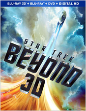 Star Trek Beyond (Blu-ray 3D)