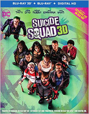 Suicide Squad (Blu-ray 3D)