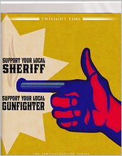 Support Your Local Sheriff / Support Your Local Gunfighter (Blu-ray Disc)
