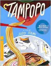 Tampopo (Criterion Blu-ray Disc)