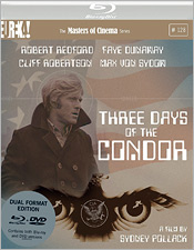 Three Days of the Condor (Region B Blu-ray Disc)