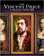 The Vincent Price Collection III (Blu-ray Disc)