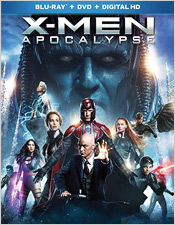 X-Men: Apocalypse (Blu-ray Disc)