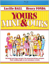 Yours, Mine & Ours (Blu-ray Disc)