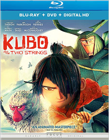 Kubo and the Two Strings (Blu-ray Disc)
