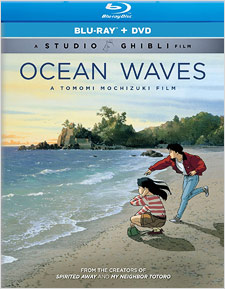 Ocean Waves (Blu-ray Disc)