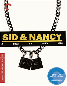 Sid & Nancy (Criterion Blu-ray Disc)