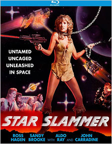 Star Slammer (Blu-ray Disc)