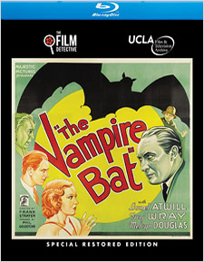 The Vampire Bat (Blu-ray Disc)