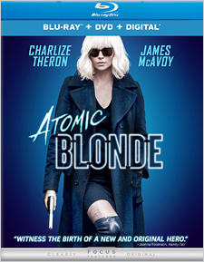 Atomic Blonde (Blu-ray Disc)
