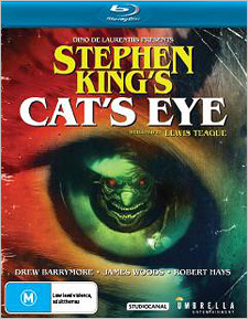 Cat's Eye (Blu-ray Review)