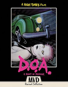 D.O.A.: A Right of Passage – Special Collector's Edition (Blu-ray Disc)
