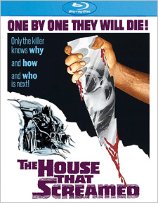 The House That Screamed (Blu-ray Disc)