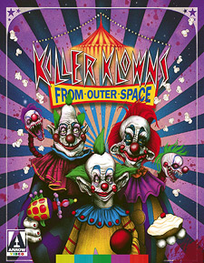 Killer Klowns from Outer Space (Arrow Video_