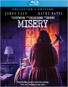 Misery: Collector's Edition (Blu-ray Disc)