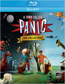 A Town Called Panic: The Collection (Blu-ray Disc)