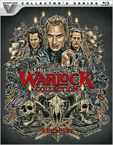 Warlock Collection (Blu-ray Disc)