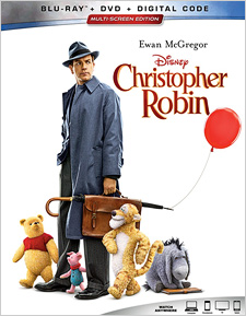 Christopher Robin (Blu-ray Disc)
