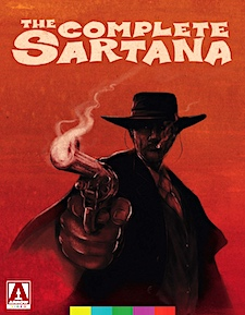 The Complete Sartana (Blu-ray Disc)