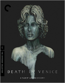 Death in Venice (Criterion Blu-ray Disc)