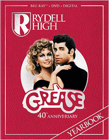 Grease: 40th Anniversary Edition (Blu-ray Disc)