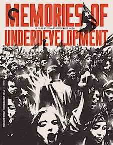 Memories of Underdevelopment (Criterion Blu-ray)