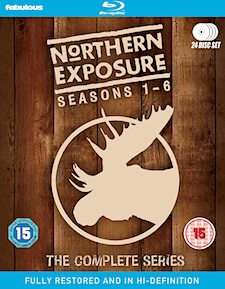 Northern Exposure: The Complete Series (Region B Blu-ray Disc)