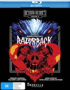 Razorback (Blu-ray Disc)