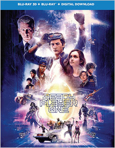 Ready Player One (Blu-ray 3D)